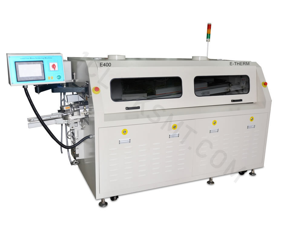 Lead Free Wave Soldering Machine